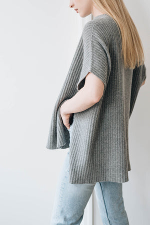Simple and Chic Capelet