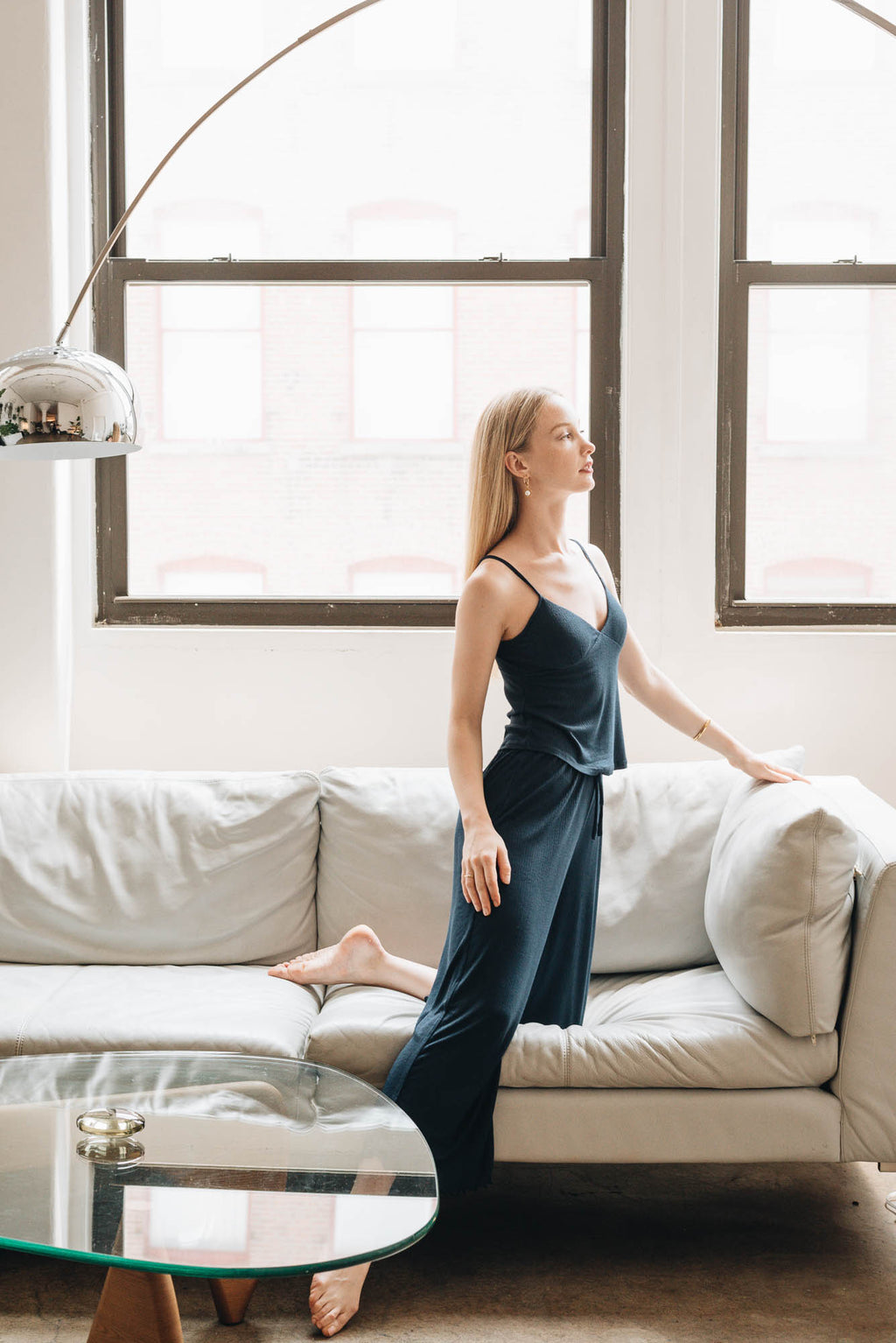 ELMNTL NYC Sustainable Fashion Sleepwear Loungewear Pajama pants