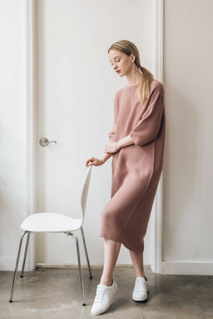 On-the-go Sweater Dress