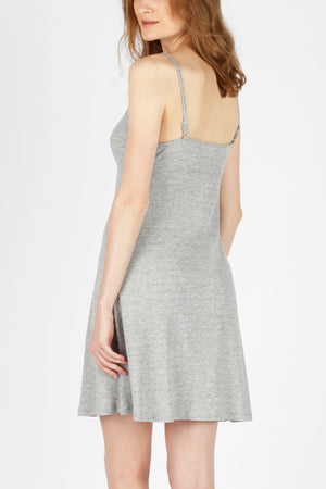 Nightgown - Finest Heather Grey