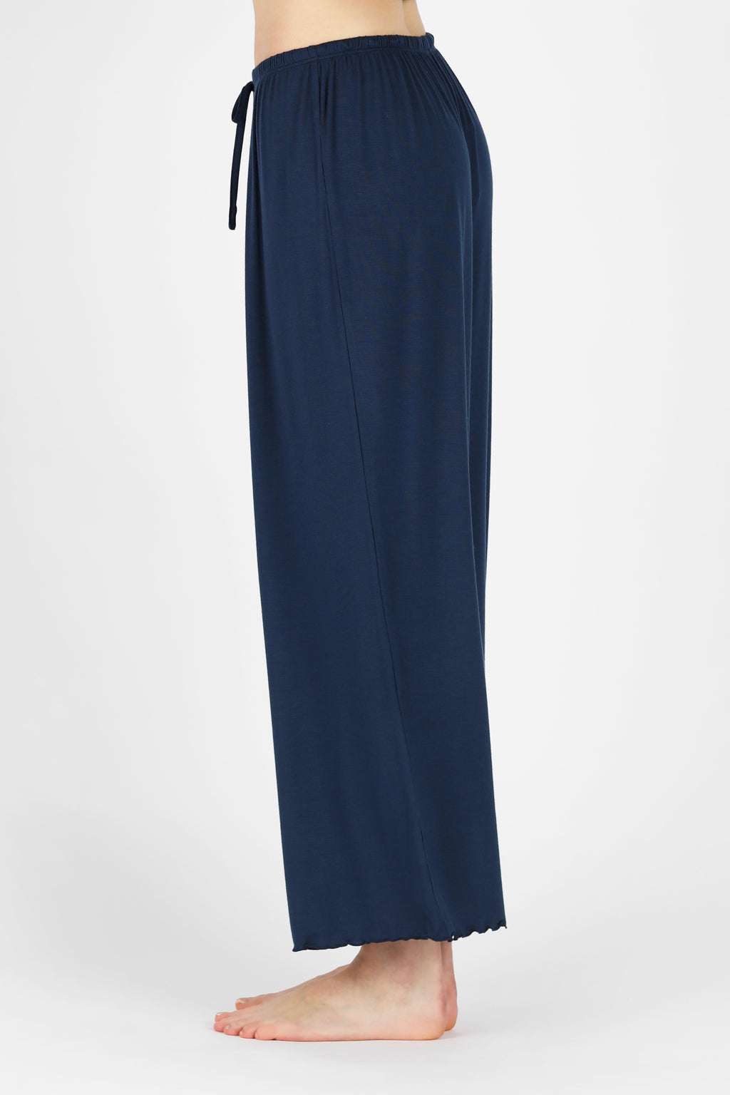 All-Day-Chic Pajama Pant - Navy blue