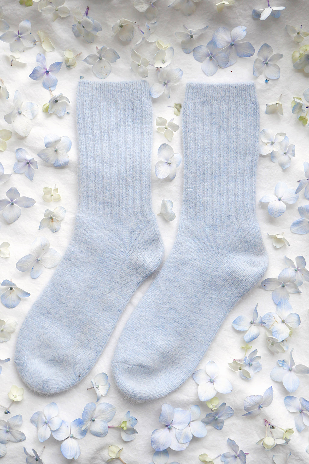 Super Soft Wool Socks - Blue