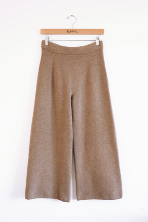 Wrap-in-Luxury Pant-Taupe