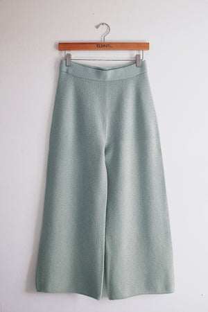 Wrap-in-Luxury Pant-Mint