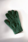 Wool Gloves - Forest Green