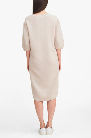 On-the-go Sweater Dress - Oatmeal