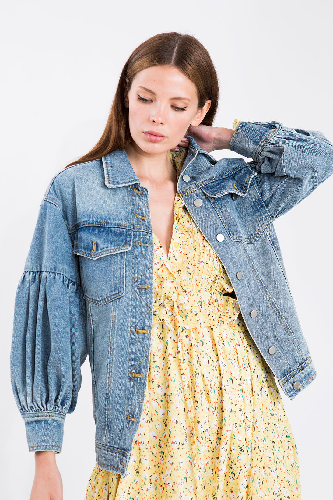 Denim Shock Jeans Jacket