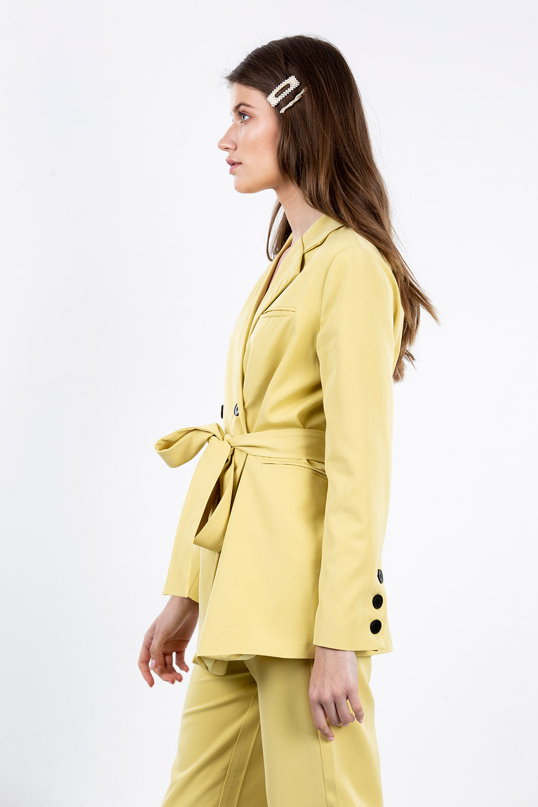banana rama suit jacket