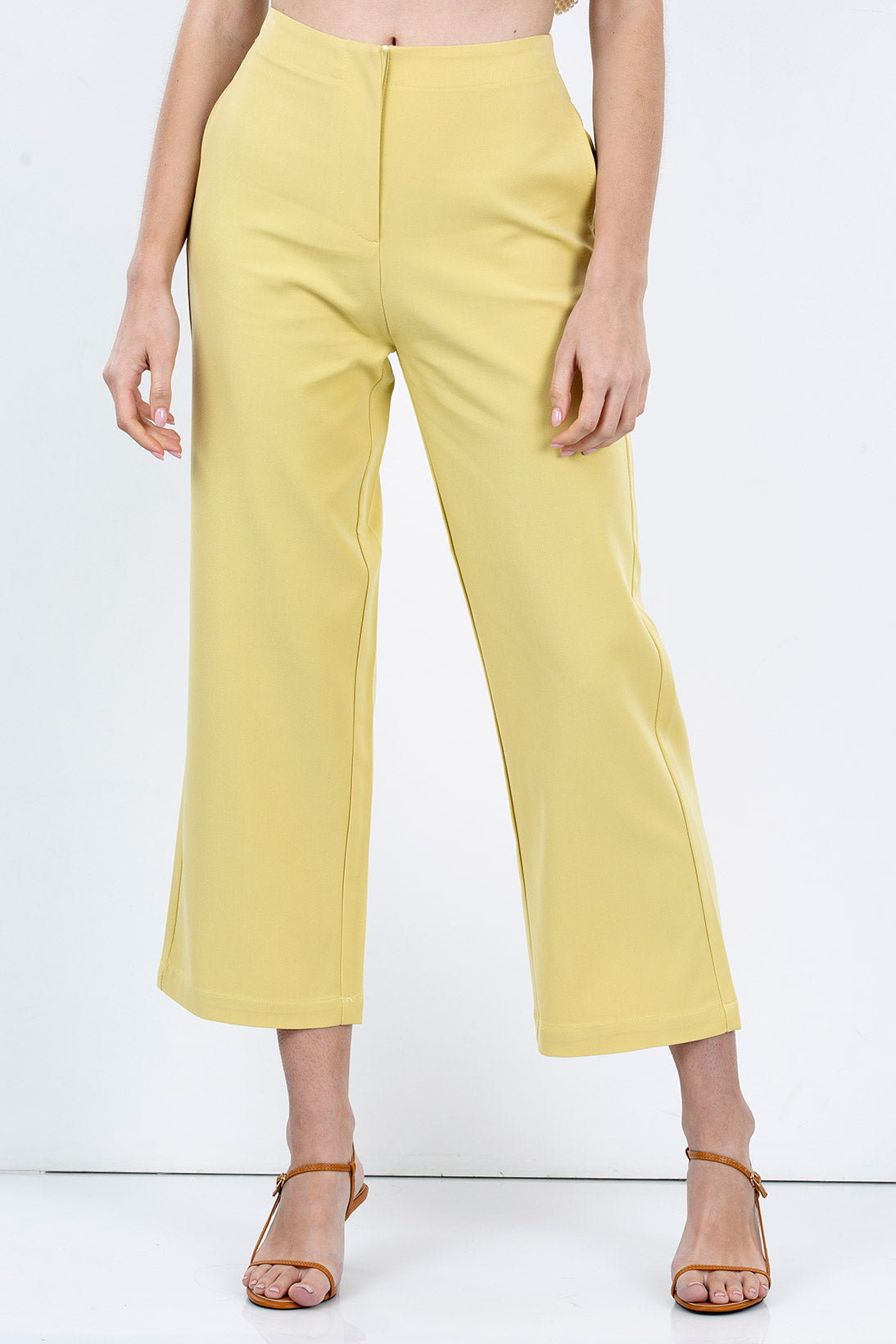banana rama suit pants