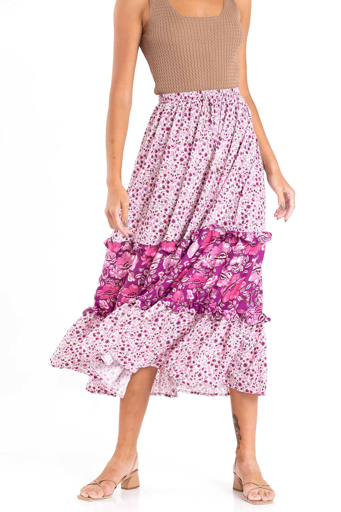 Pink Happiness Skirt