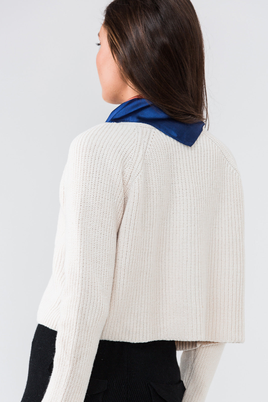 JACKIE O KNIT TOP