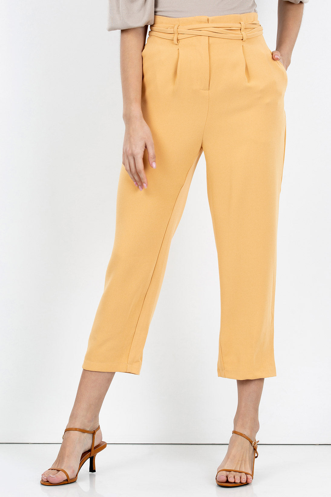 Peach perfect pants