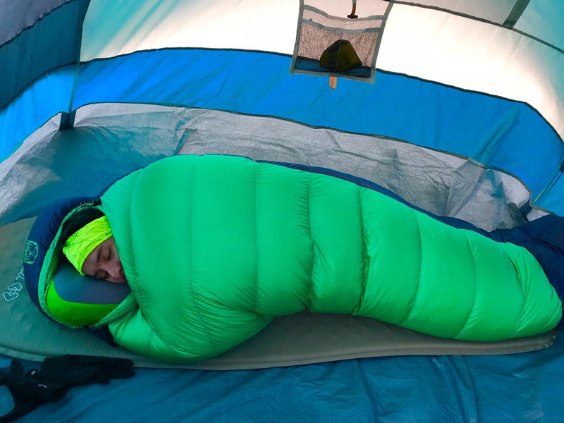 How to Choose an Extreme Cold Weather Sleeping Bag