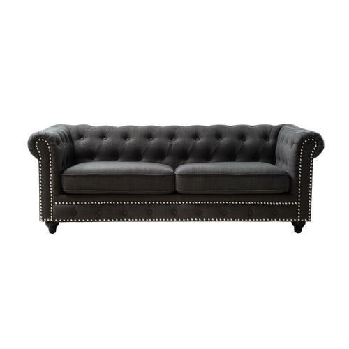Williston Forge Mangano Tufted Chesterfield Sofa