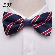 Load image into Gallery viewer, Bowtie men formal necktie boy Men's Fashion business wedding bow tie Male Dress Shirt krawatte legame gift