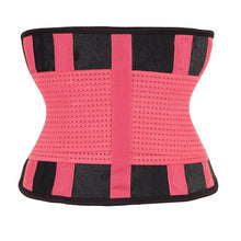 Load image into Gallery viewer, Waist Trainer Belt Slimming Body Shaper Sport Girdle Belt for Women