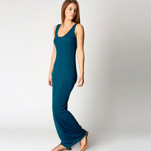 Summer dress fashion dress long sexy woman He wears a soft and comfortable fabric.