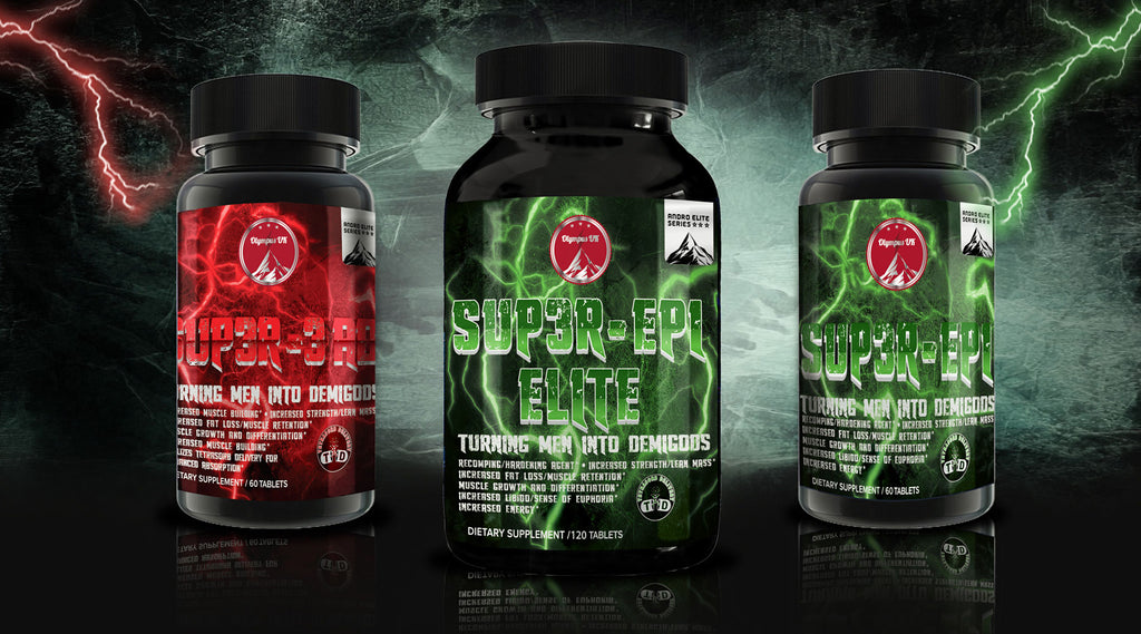 Olympus Labs Andro (Pro Hormone) Stacking Guide - Suppz