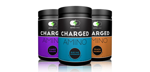 charged amino 3 flavors