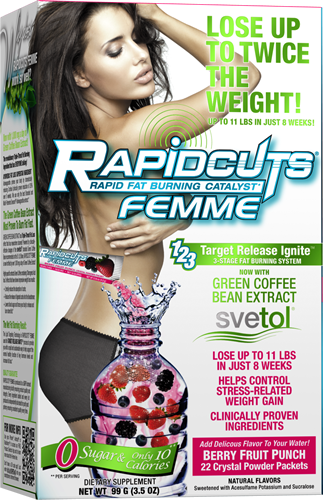 Rapidcuts Femme Stick Packs Buy Supplements Online Suppz