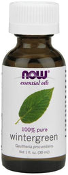 NOW Wintergreen Oil 1oz
