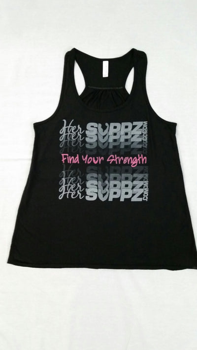 Her Suppz Find Your Strength Tank