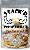Stack'd Protein Pancakes
