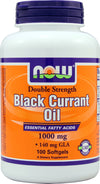 NOW Black Currant Oil 1000mg (100softgels)