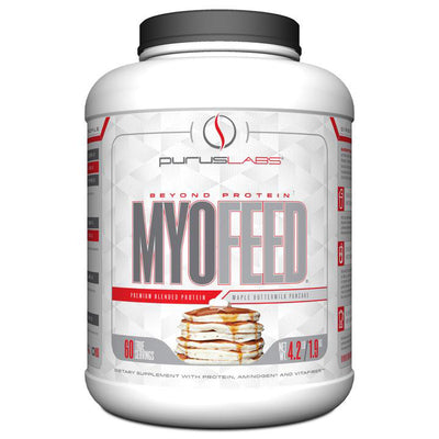 Myofeed Protein Maple Butter Pancake 4.4 Lbs