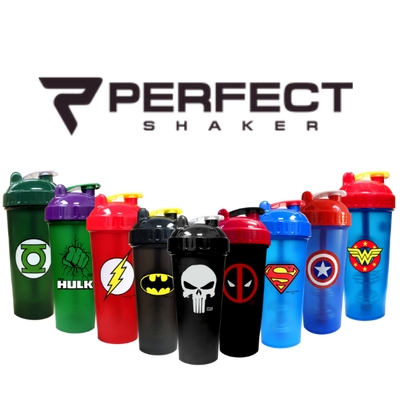 PerfectShaker SuperHero Shaker (28oz)