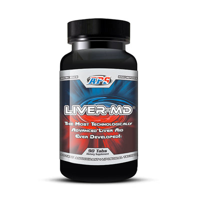 Liver MD 90 Tabs - APS Nutrition