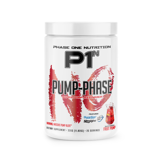 Phase One Nutrition Pump Phase