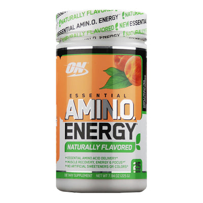 Naturally Flavored Amino Energy - Peach Tea