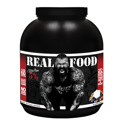 Rich Piana Real Food