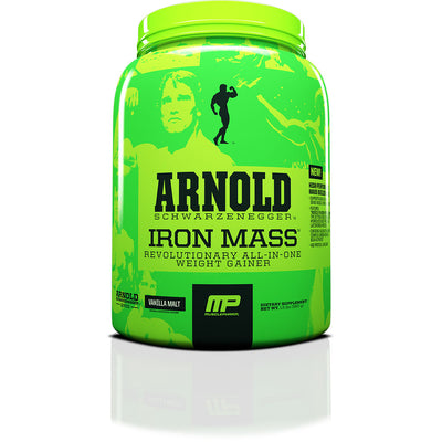 Iron Mass Gainer 5 lbs Arnold Muscle Pharm