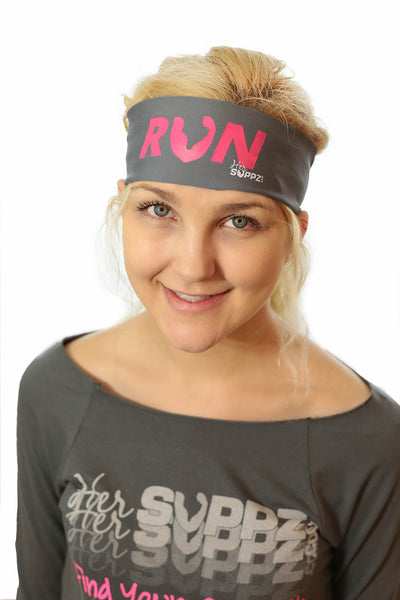 Run Headband by Her Suppz