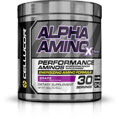 Alpha Amino Xtreme BCAA Energy Cellucor