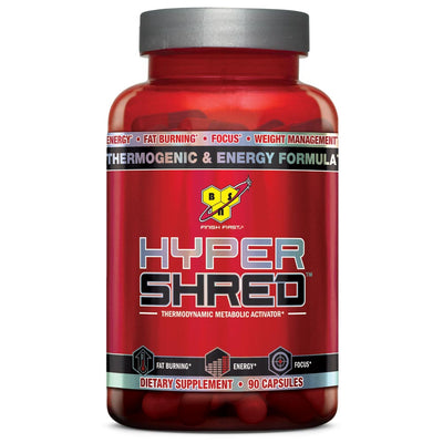 Hyper Shred 90 Caps BSN
