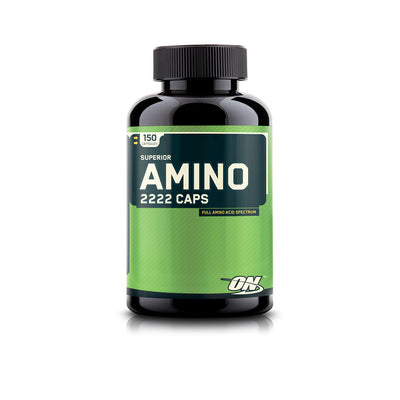 Superior Amino 2222 150 Caps Optimum Nutrition