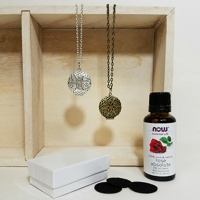 Diffuser Aromatherapy Necklace