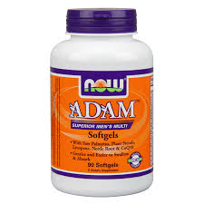 Now Adam Men's Multi Vitamin (90softgels)