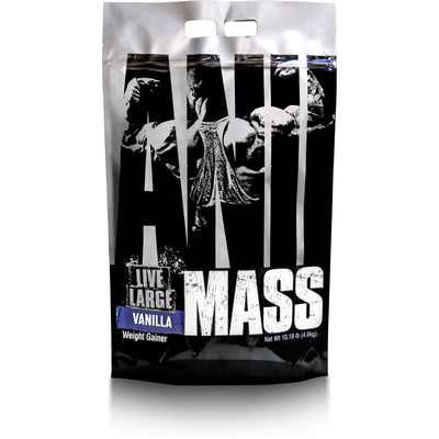 Animal Mass Universal 10 Lbs Vanilla