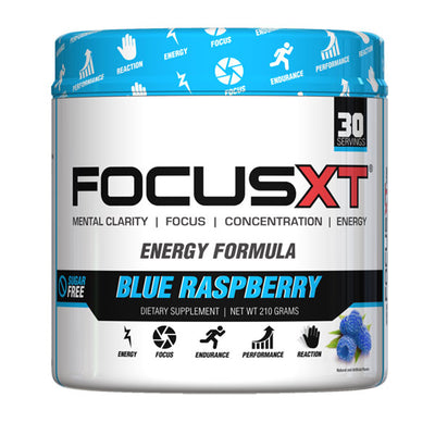 Focus XT Blue Raspberry