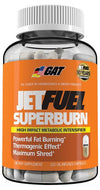 GAT JetFuel Superburn (120 Caps) (Expires 6/18)
