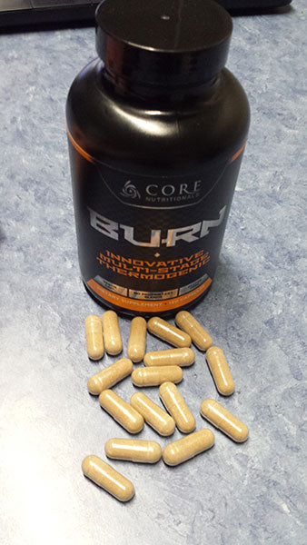 Core Burn Pills - Core Nutritionals