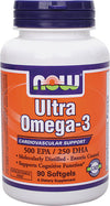 NOW Ultra Omega-3 (90softgels)