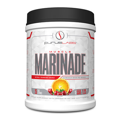 Purus Labs Muscle Marinade 25Servings Cranberry Orange