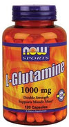NOW L-Glutamine 1000mg