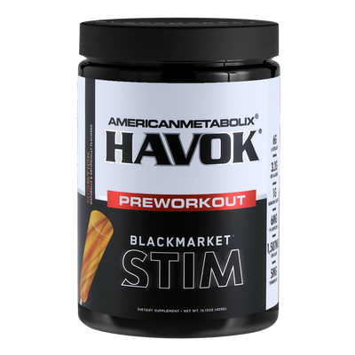 BlackMarket Labs Havok/Stim Big Stick