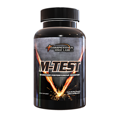 M-Test Bottle Front